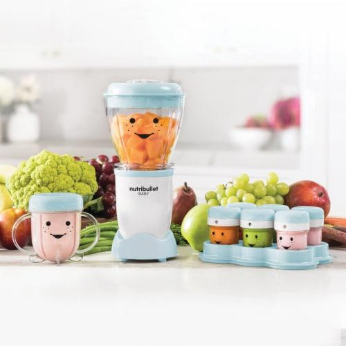NutriBullet Baby Food Prep System Perspective: bottom