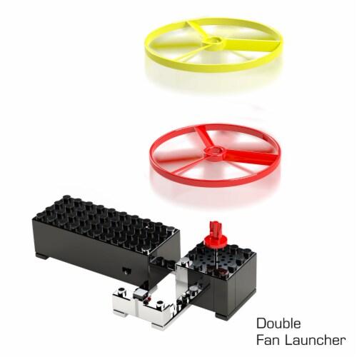 E-Blox Power Blox Light 'N Flight Building Toy Perspective: bottom