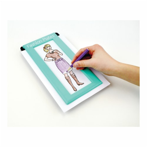 Fashion Plates Classic Styles Mix & Match Fashion Drawing Set Perspective: bottom