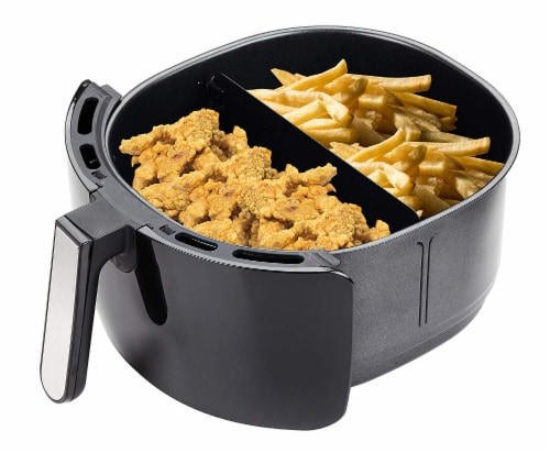 GoWISE USA 8-in-1 Digital Air Fryer, 7.0-Qt, Black Perspective: bottom