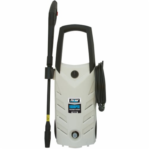 Pulsar 1600 PSI Electric Pressure Washer with Soap Bottle Perspective: bottom