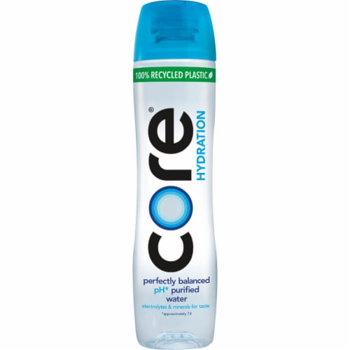 Core® Hydration Water Perspective: bottom