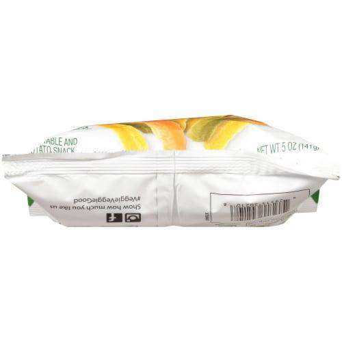 Sensible Portions® Sea Salt Garden Veggie Straws Perspective: bottom