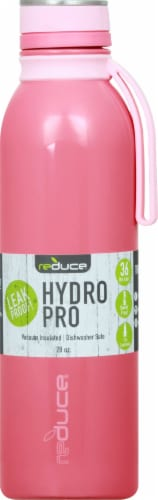 Reduce Hydro Pro Original Bottle with Carry Strap - Coral Perspective: bottom