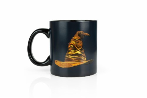 Harry Potter Gryffindor 20oz Heat Reveal Ceramic Coffee Mug   Color Changing Cup Perspective: bottom