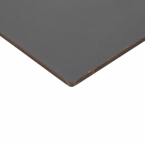 6-Pack Hanging Chalkboard Sign - Blackboard Message Board Reusable 10.25  x 5.8 Perspective: bottom