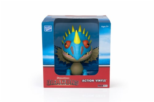 "How To Train Your Dragon 6""-7"" Action Vinyl: Stormfly Perspective: bottom"