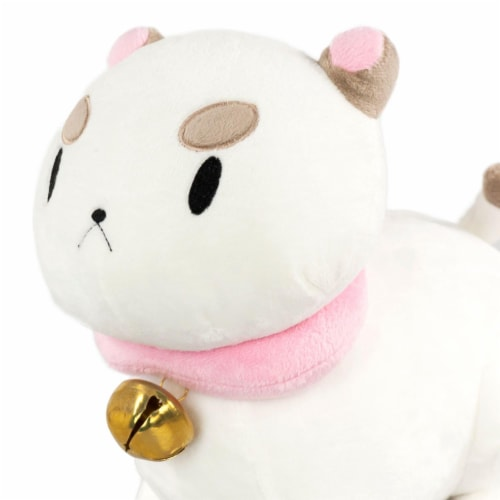 Talking PuppyCat Plush | Mighty Fine Official Bee & PuppyCat Doll | 10 Inches Perspective: bottom