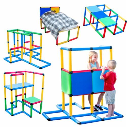 Funphix Standard Construction Fun Set Perspective: bottom