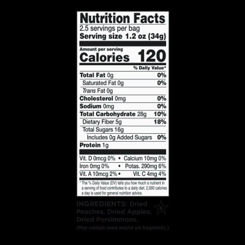 RIND Snacks Dried Fruit Variety Pack, 3oz Bags, 6 Bags Total Perspective: bottom