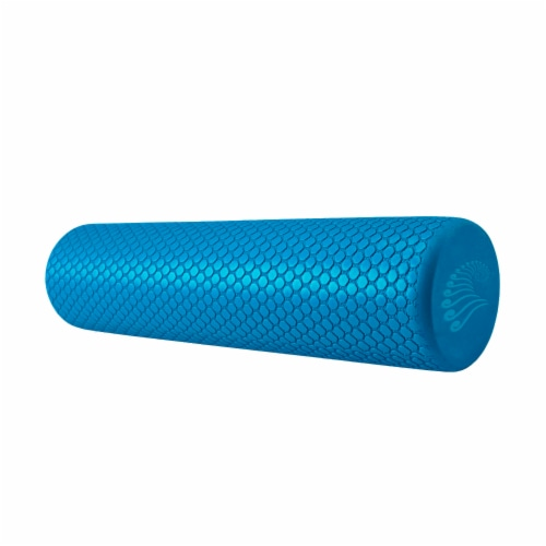 PBLX Large Pressure Foam Roller Perspective: bottom