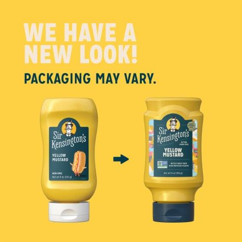 Sir Kensington's Yellow Mustard Perspective: bottom