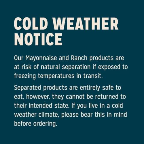Sir Kensington's Avocado Oil Mayonnaise Perspective: bottom