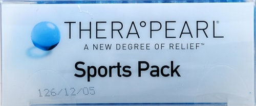 TheraPearl Sports Pack Perspective: bottom