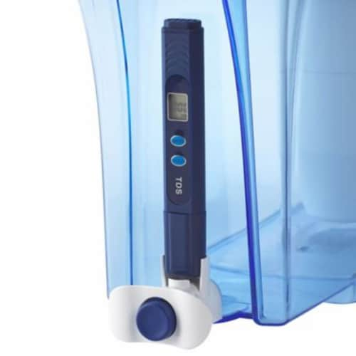 ZeroWater® Ready-Pour Dispenser Perspective: bottom