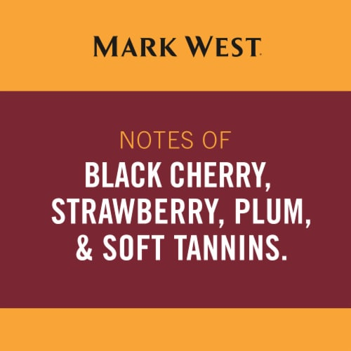 Mark West Pinot Noir Red Wine Perspective: bottom