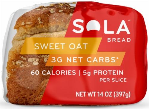 Sola Sweet Oat Bread Perspective: bottom