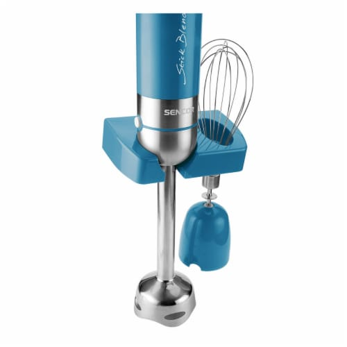 Sencor Stick Blender with Accessories - Blue Perspective: bottom