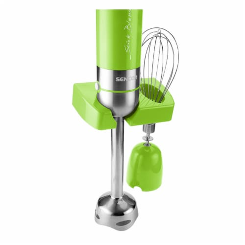 Sencor Stick Blender with Accessories - Green Perspective: bottom