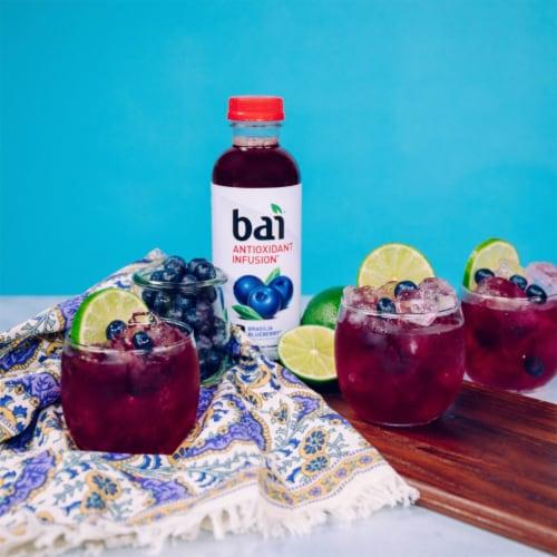 Bai Brasilia Blueberry Antioxidant Infused Beverage Perspective: bottom
