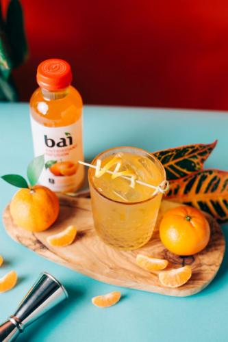 Bai Costa Rica Clementine Antioxidant Infused Beverage 6 x 18 fl oz Perspective: bottom