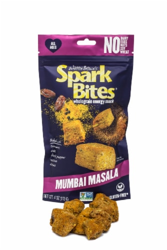 Mumbai Masala Spark Bites, Case of 6 Perspective: bottom