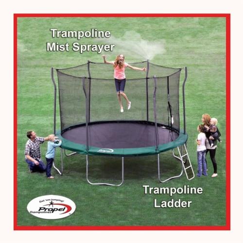 Propel Trampolines 39 Inch Trampoline Ladder and Mist Sprayer Kit for Kids Perspective: bottom