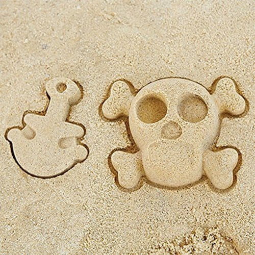 Pirate Ship, Sand and Water Play Table 13 pcs. Perspective: bottom