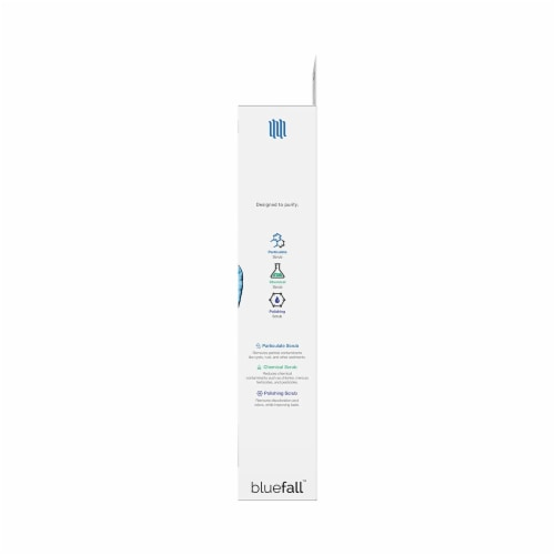 LG LT600P Refrigerator Water Filter Compatible by BlueFall Perspective: bottom
