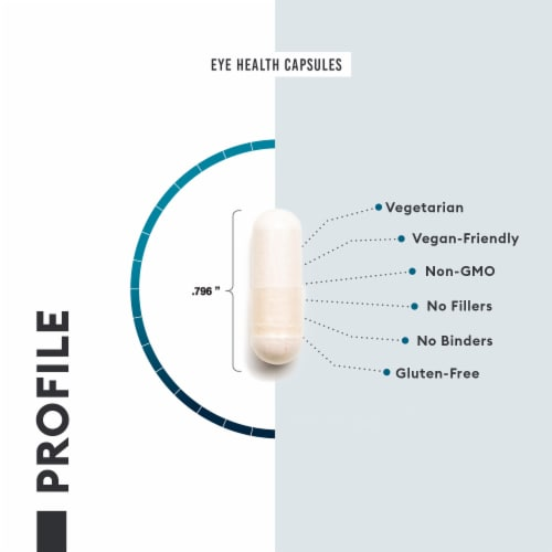 Physician's Choice Eye Health Dietary Supplement Perspective: bottom
