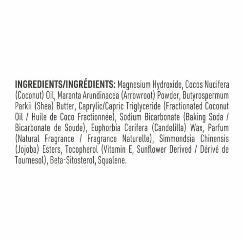 Schmidt's® Aluminum-Free 24-Hour Odor Protection Rose & Vanilla Vegan Natural Deodorant Stick Perspective: bottom