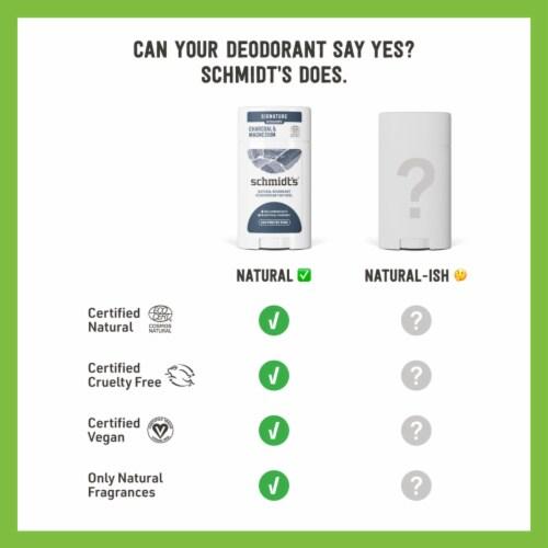 Schmidt's Lavendar & Sage Deodorant Spray Perspective: bottom