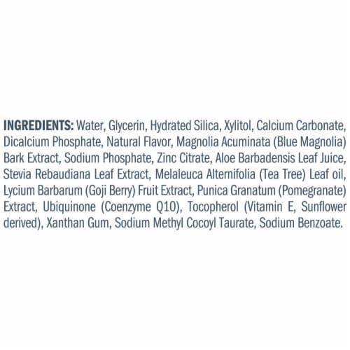 Schmidt's® Flouride-Free Wondermint Toothpaste Perspective: bottom