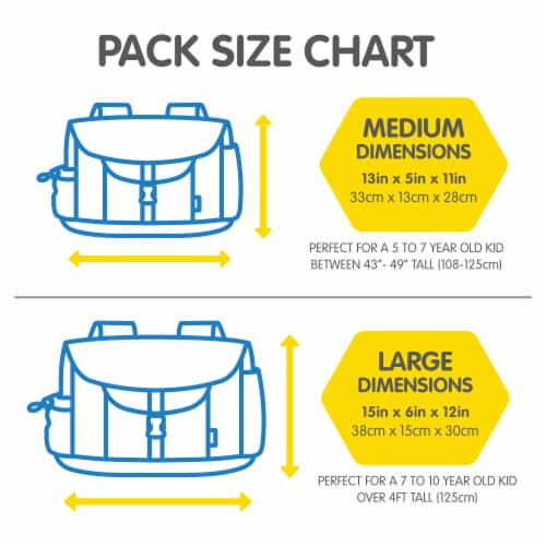Bixbee Medium Soccer Star Backpack Perspective: bottom