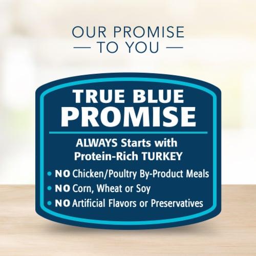 Blue Buffalo Basics Limited Ingredient Diet Turkey & Potato Recipe Adult Wet Dog Food Perspective: bottom