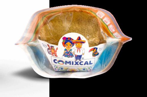 Comixcal Original Baked Tostadas Perspective: bottom