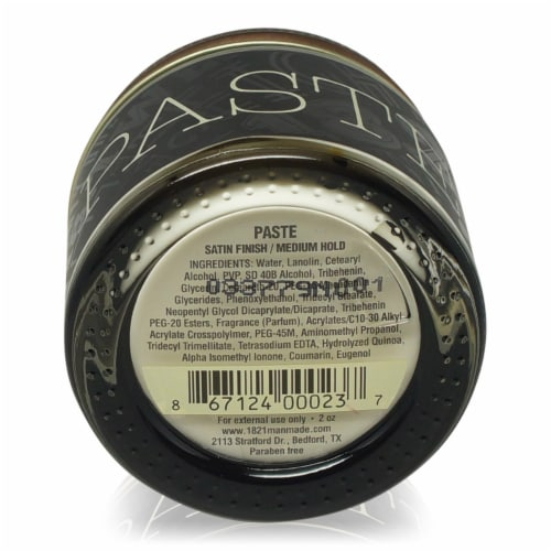 18.21 Man Made Hair Styling Paste Perspective: bottom