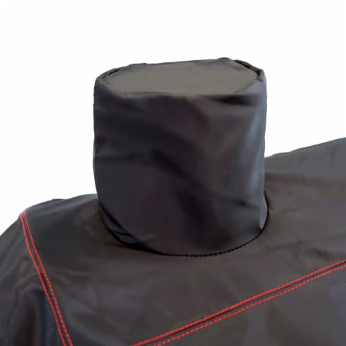 Dyna-Glo Premium Large Charcoal Grill Cover Perspective: bottom