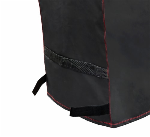 Dyna-Glo Premium Vertical Smoker Cover Perspective: bottom