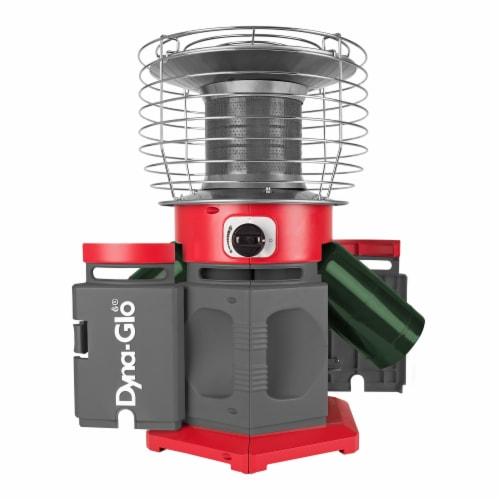 Dyna-Glo® HeatAround 360 Elite Heater - Red Perspective: bottom