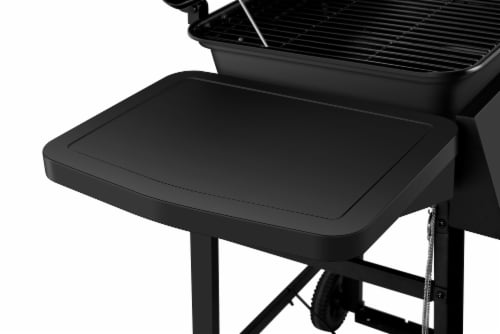 Dyna-Glo 2 Burner Open Cart LP Gas Grill - Black Perspective: bottom