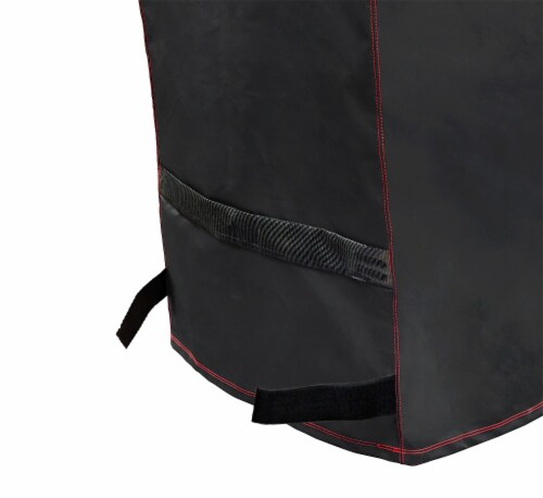 Dyna-Glo 4 Burner Premium Gas Grill Cover Perspective: bottom
