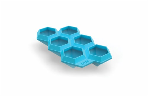 Iced Out Diamond Ice Cube Tray Perspective: bottom