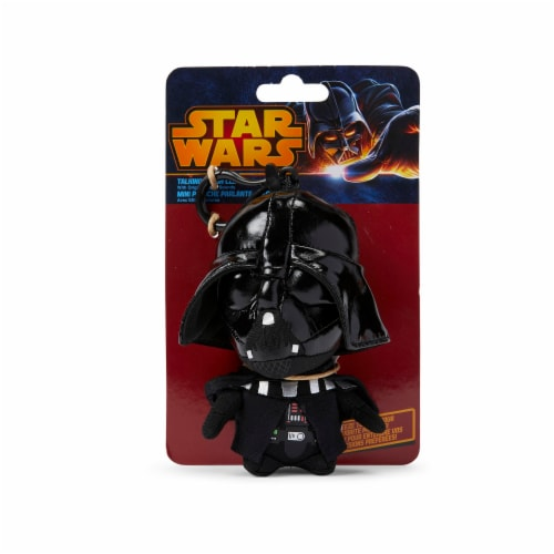 Star Wars Mini Talking Plush Toy Clip On - Darth Vader Perspective: bottom