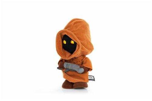 "Stuffed Star Wars Plush Toy - 9"" Talking Jawa Doll Perspective: bottom"