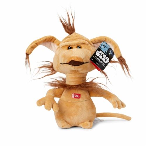 "Stuffed Star Wars Plush Toy - 7"" Talking Salacious Crumb Doll Perspective: bottom"