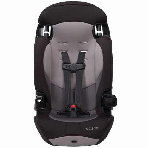 Cosco Finale DX 2-in-1 Forward Facing Highback Booster Child Car Seat, Dusk Perspective: bottom