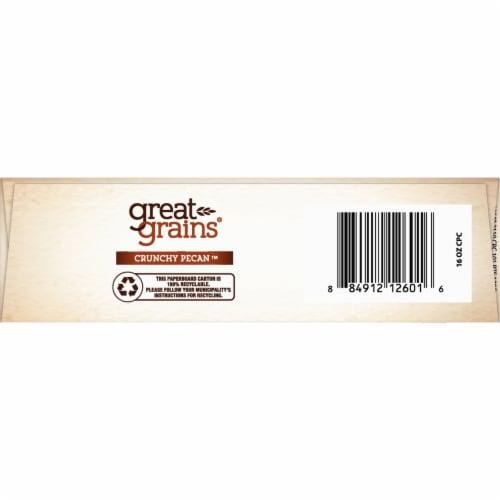Post Great Grains Crunchy Pecan Cereal Perspective: bottom