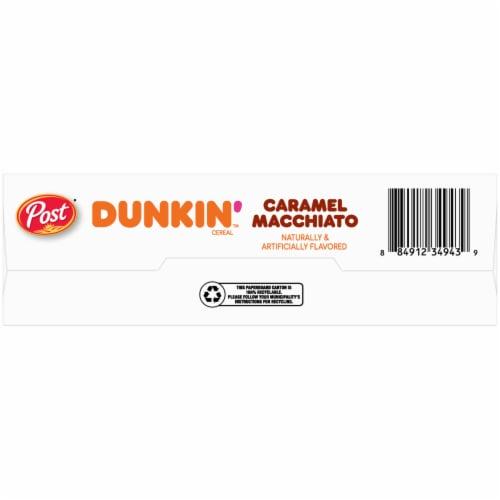 Dunkin' Caramel Macchiato Cereal Perspective: bottom