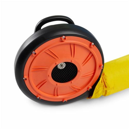 Kahuna 90360 Triple Blast Outdoor Inflatable Splash Pool Backyard Water Slide Perspective: bottom